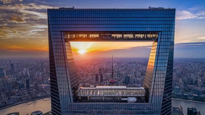 Gözlemevi olarak adlandırılan katın gün batımı ve doğumu manzarası mükemmel.