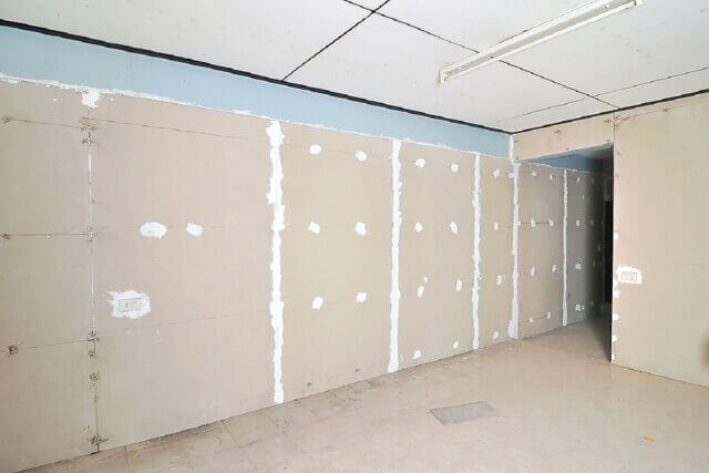 Alçıpan duvar örneği