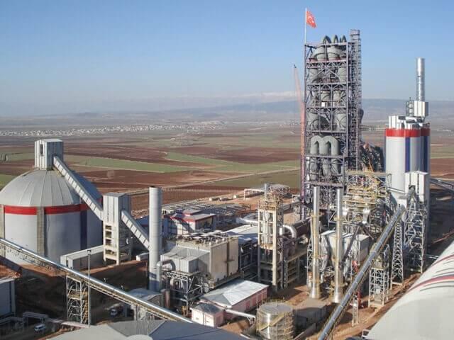 Çimento Fabrikası Örneği