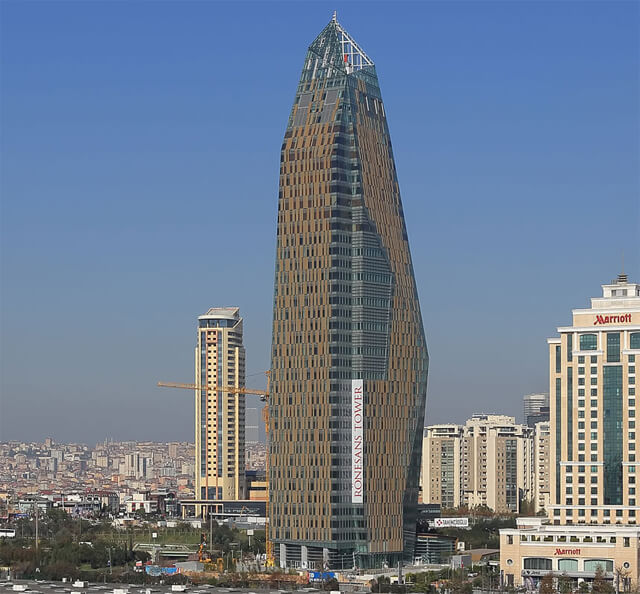 Rönesans Tower Dış Görünüşü