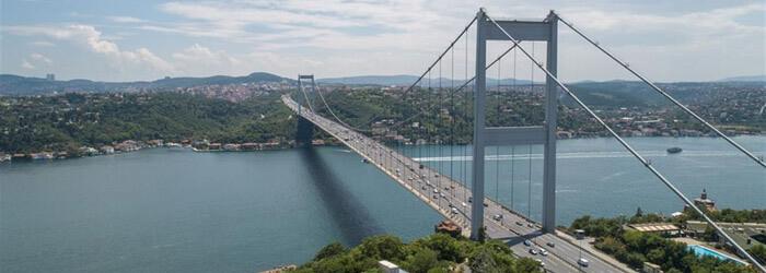 FSM Fatih Sultan Mehmet Köprüsü