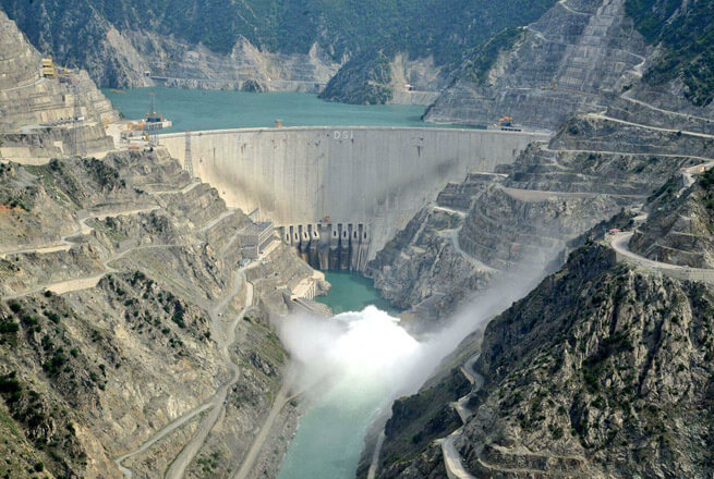 Baraj tasarımının