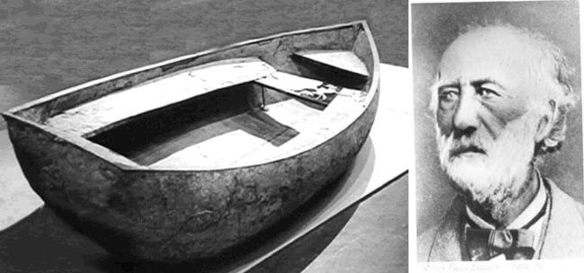 Joseph Louis LAMBOT ve İlk betonarme uygulama