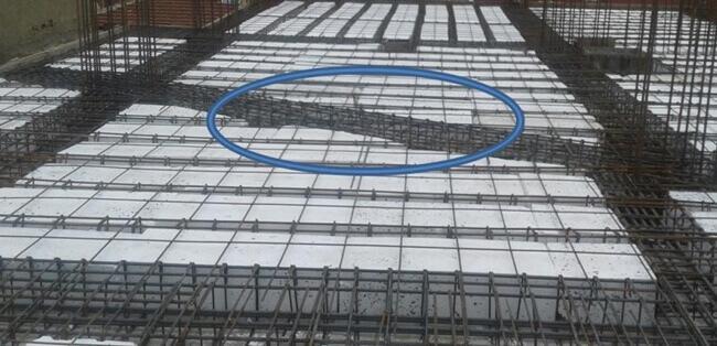 Diyagonal çerçeve aksı