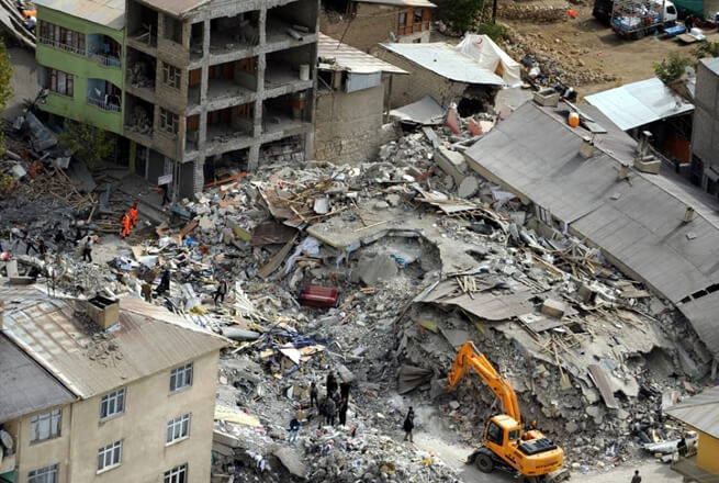 Depremlerin