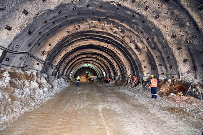 yeni avusturya tünel açma