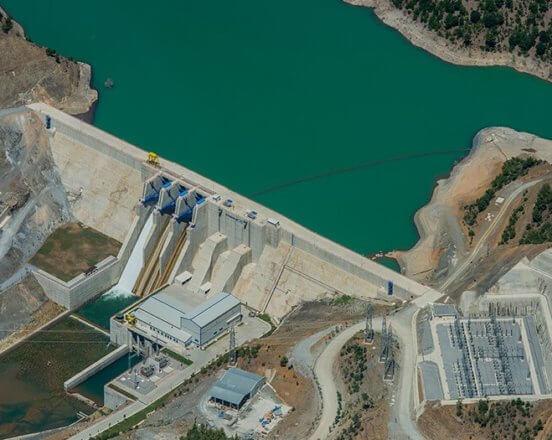 Adana menge barajlar