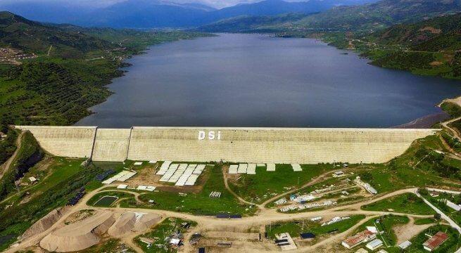 İzmir beydağı baraj