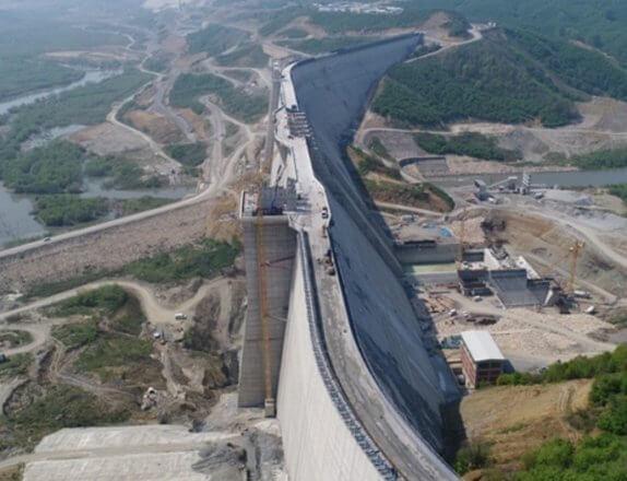 Sakarya melen barajı