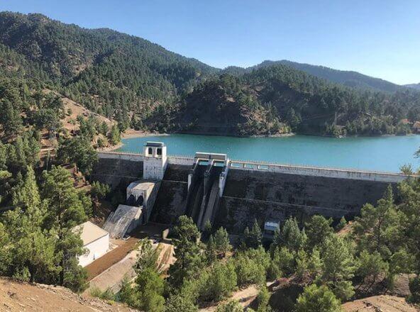 Suçati barajı