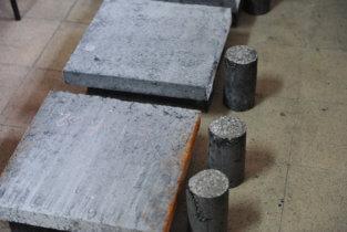 Elektriksel iletken beton