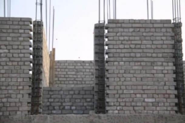 Kuşatılmış yığma yapı